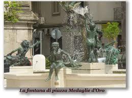 Fontana di piazza Meda