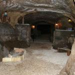 Grotta vista dal fondo