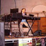 Il cantante Isidoro