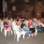 Il pubblico dello spettacolo musicale