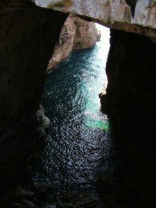 La grotta azzurra2