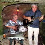 Musica in Grotta - Il duo musicale nella Grotta del pensiero