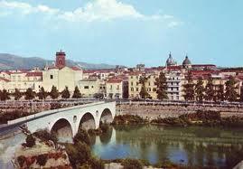 Ponte romano sul Volturno