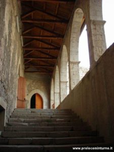 Scale del castello