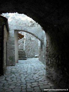 Vicolo piazza Zambarelli